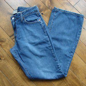 Vintage Levi's 518 Boot Cut Wide Leg Flare Jeans